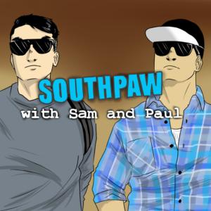 Southpaw podcast logo
